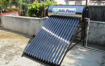 Pourquoi faire appel à un plombier pour son chauffe-eau solaire